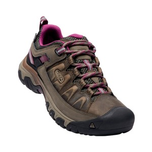 Keen Targhee III WP Womens in Weiss/Boysenberry