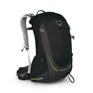 Osprey Stratos 24 in Black