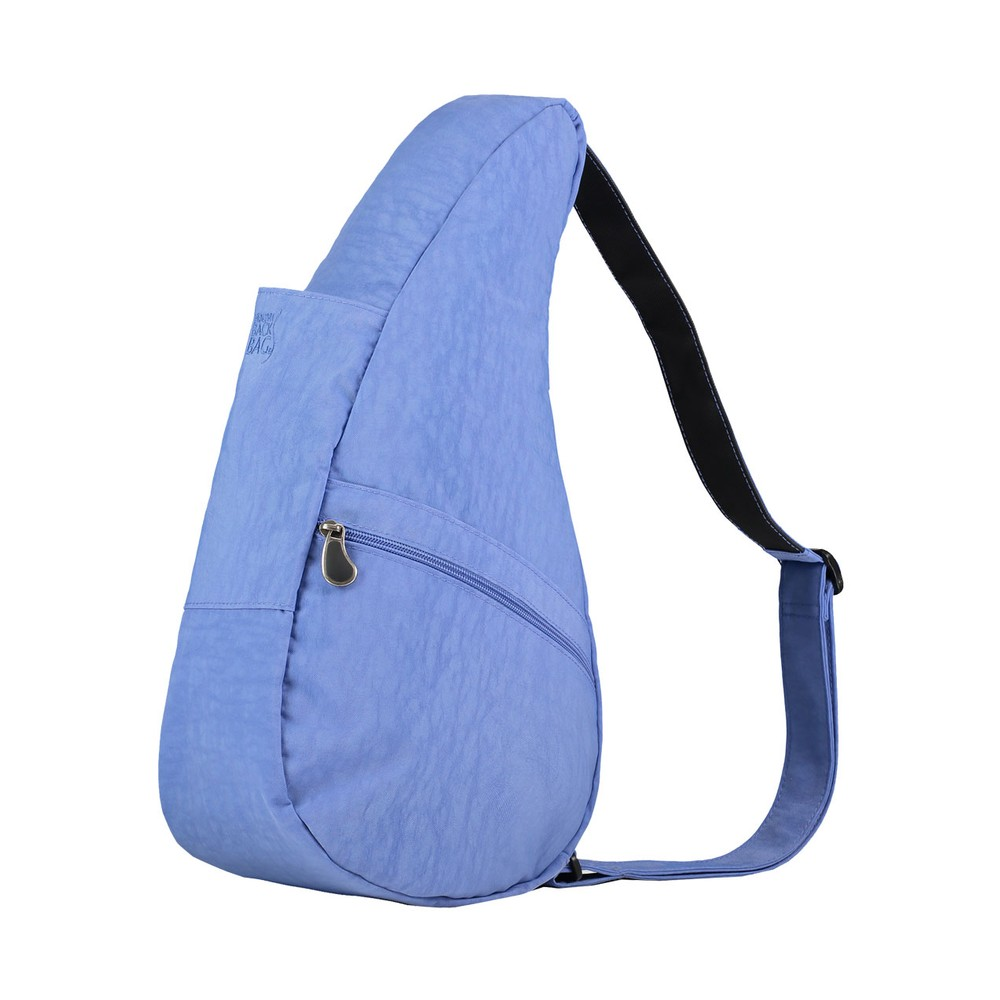 Healthy Back Bag Textured Nylon - Small Periwinkle