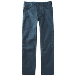 Prana Bronson Pant Mens in Mood Indigo