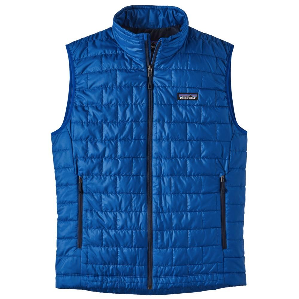 Patagonia Nano Puff Vest Mens Viking Blue