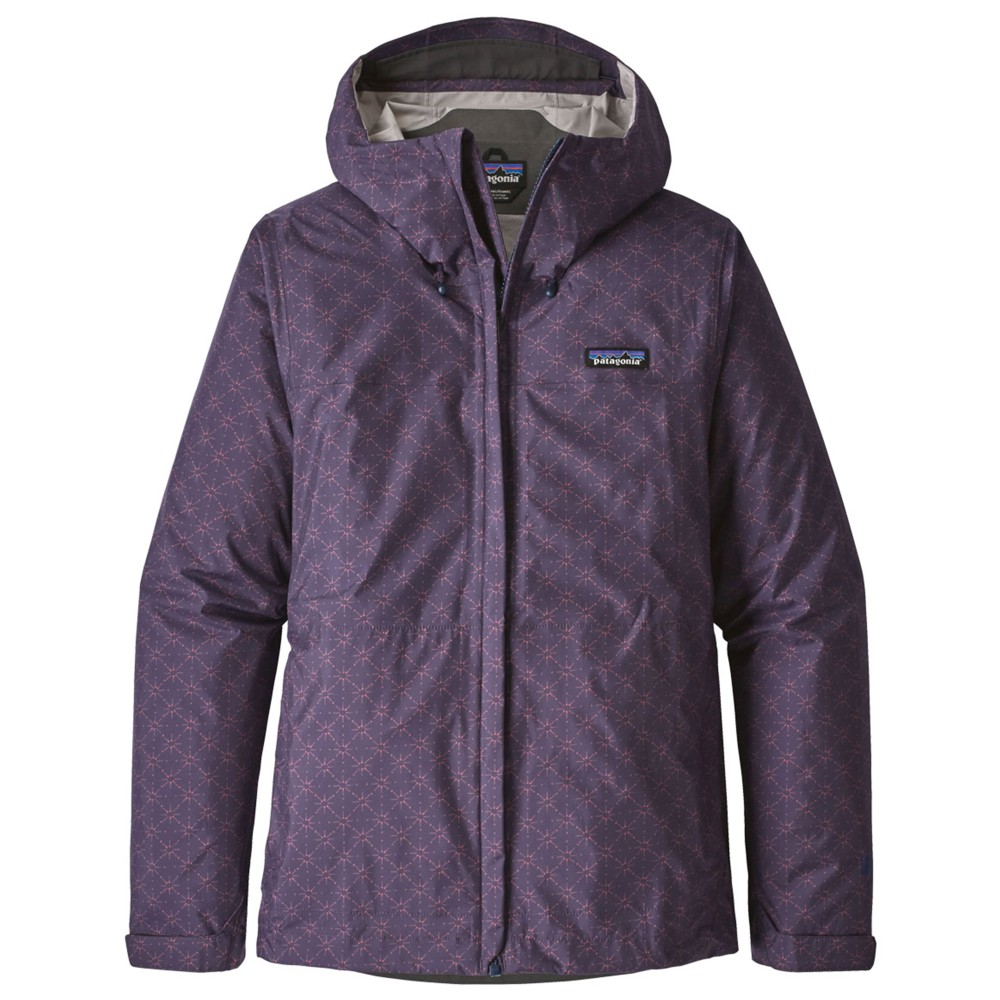 Patagonia Torrentshell Jacket Womens Solar Pow:Classic Navy
