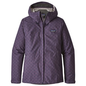 Patagonia Torrentshell Jacket Womens in Solar Pow:Classic Navy