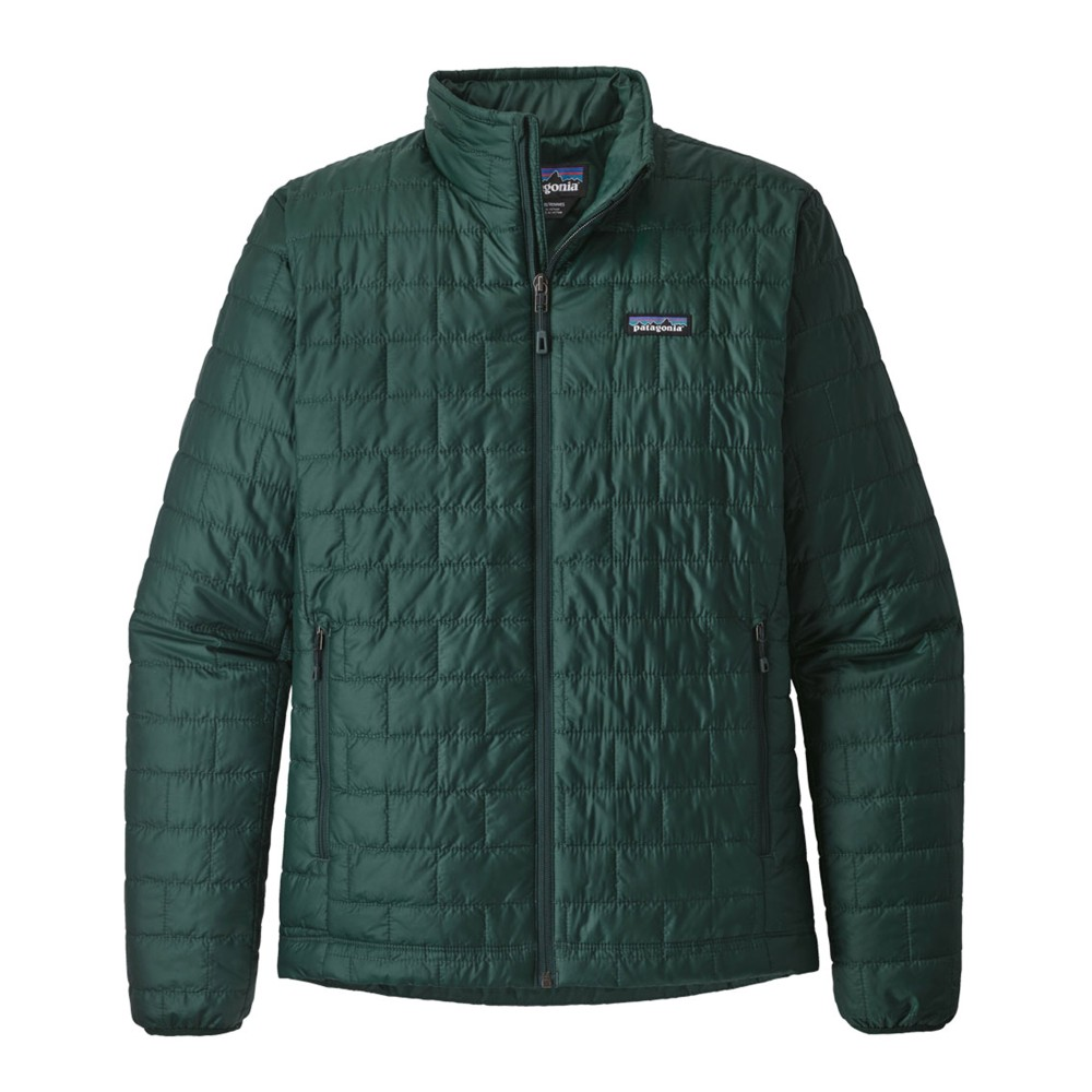 Patagonia Nano Puff Jacket Mens Micro Green