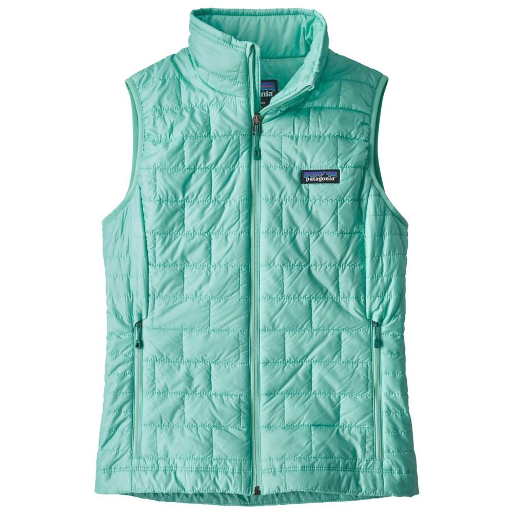 Patagonia Nano Puff Vest Womens Vjosa Green