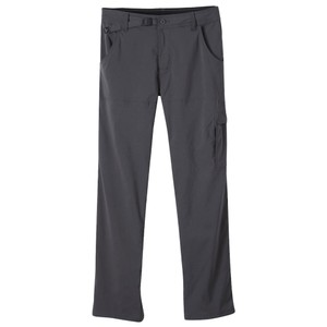 Prana Stretch Zion Pant Mens in Charcoal