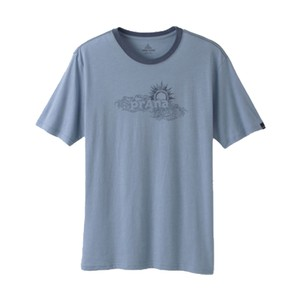 Prana Sun Heathered Tee Mens