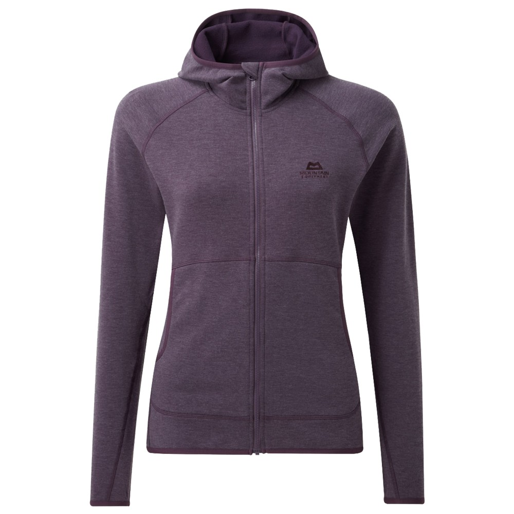 Mountain Equipment Rimo Hooded Jacket Womens Nightshade