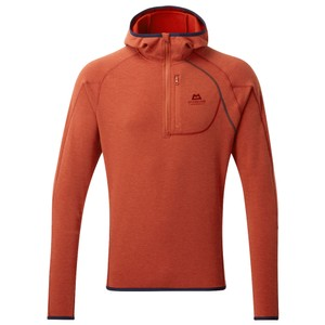 Mountain Equipment Rimo Hooded Zip Tee Mens