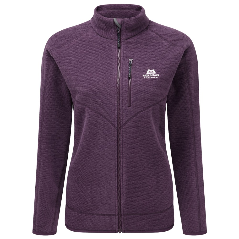 Mountain Equipment Litmus Jacket Womens Blackberry