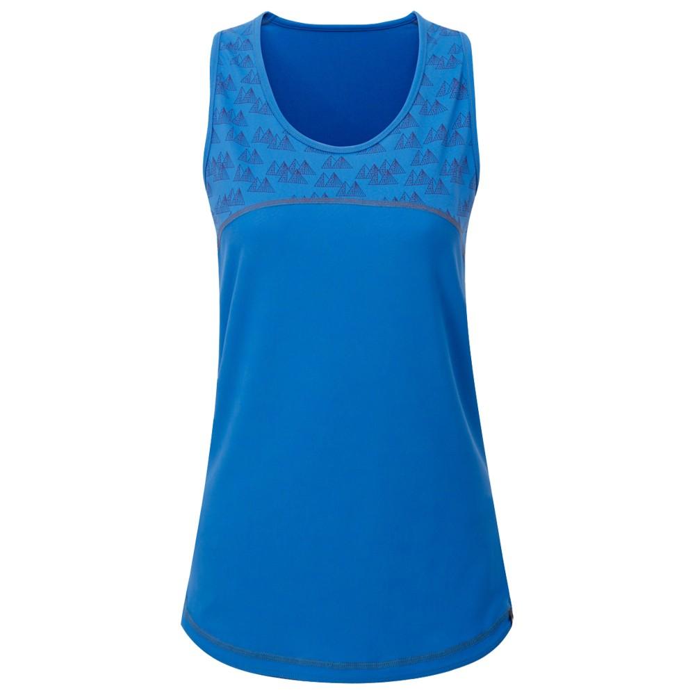 Mountain Equipment Cala Vest Womens Lagoon Blue