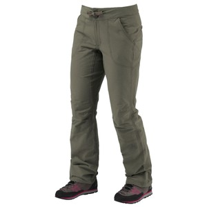 Mountain Equipment Viper Pant Womens in Mudstone