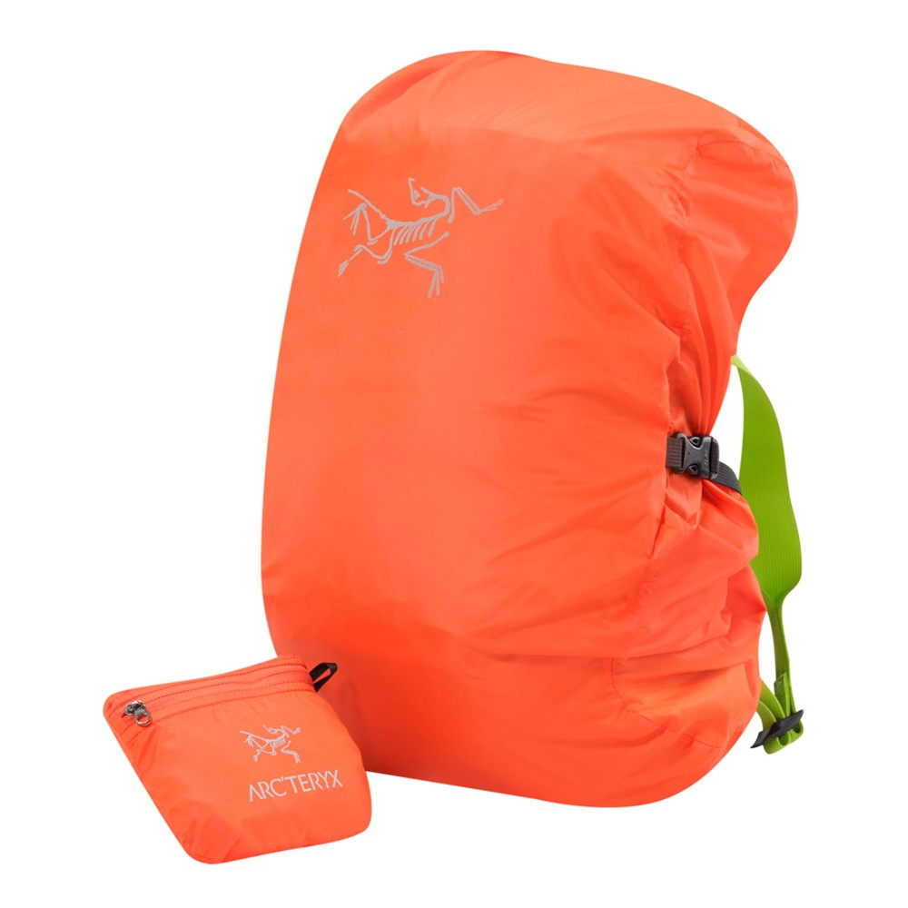 Arcteryx  Pack Shelter X Small Cayenne