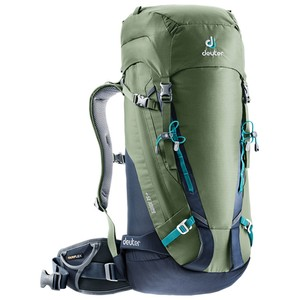 Deuter Guide 35+ in Khaki/Navy