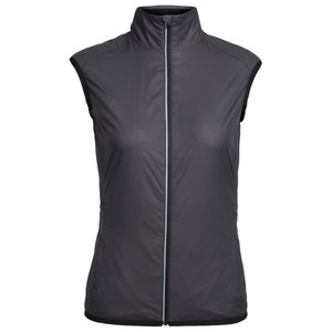 Icebreaker Rush Vest Folds Womens