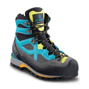 Scarpa Rebel Lite Lady GTX Womens in Baltic/Lime