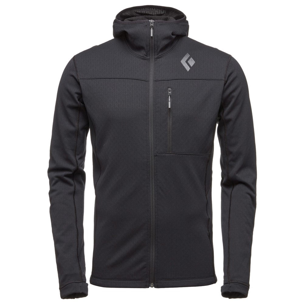 Black Diamond Coefficient Hoody Womens Black