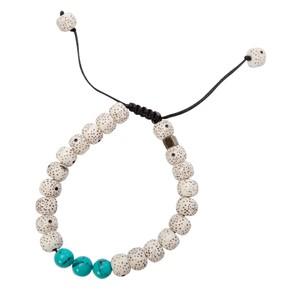 Sherpa Mala Three Stone Bracelet