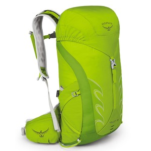 Osprey Talon 18 in Spring Green