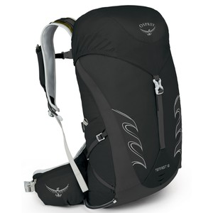 Osprey Tempest 16 Womens in Black