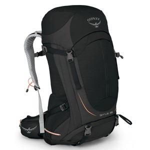 Osprey Sirrus 36 Womens in Black