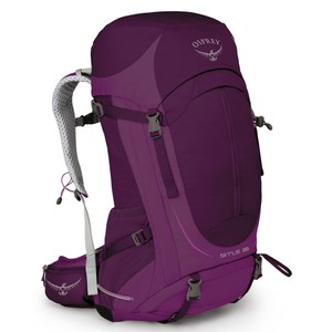 Osprey Sirrus 36 Womens in Ruska Purple