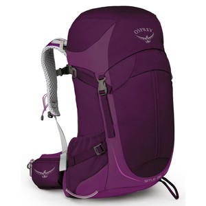 Osprey Sirrus 26 Womens in Ruska Purple