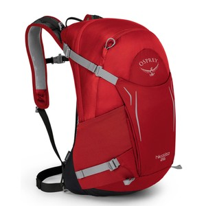 Osprey Hikelite 26 in Tomato Red