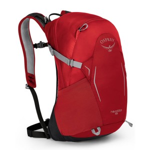 Osprey Hikelite 18 in Tomato Red