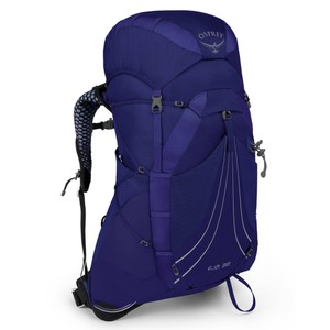 Osprey Eja 38 in Equinox Blue