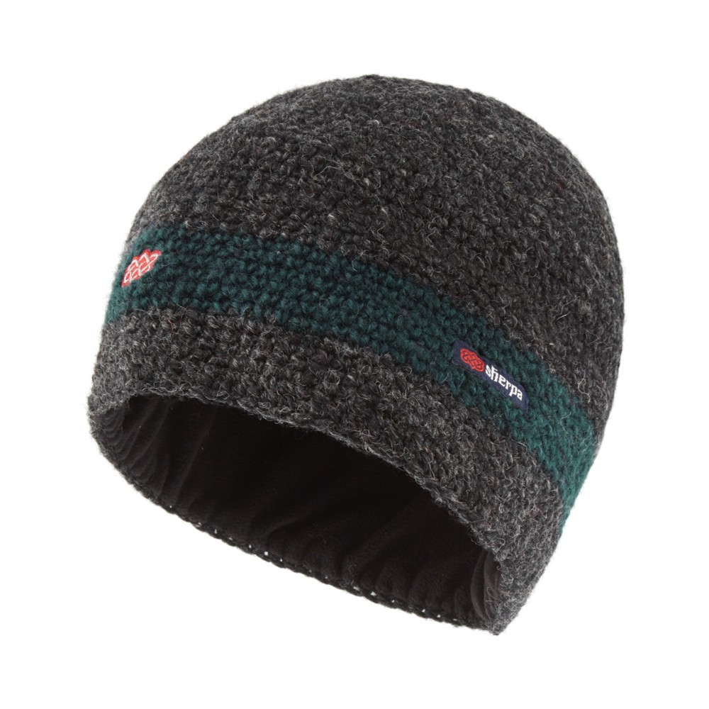 Sherpa Renzing Hat Rathna green