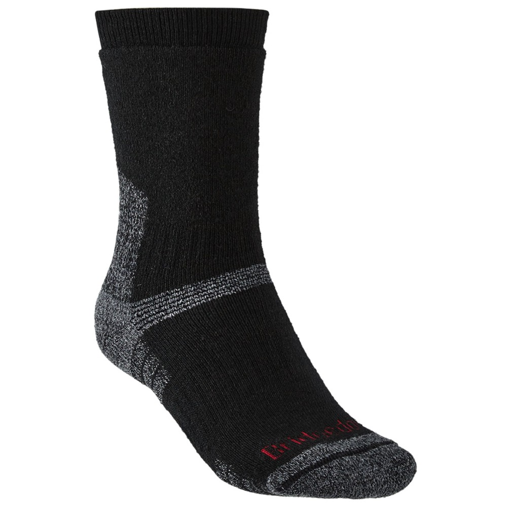 Bridgedale Explorer HW Endurance Merino Mens Black