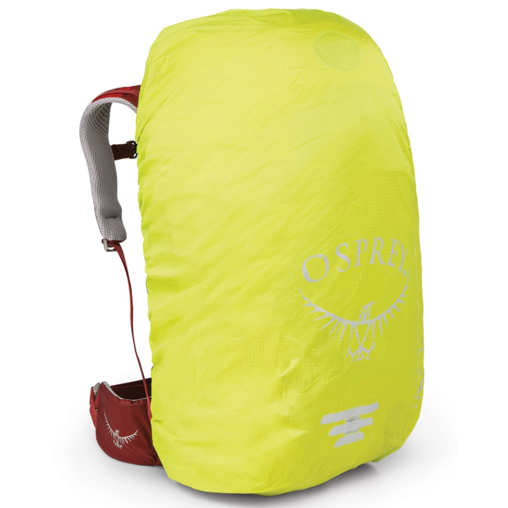 Osprey Hi-Vis Raincover XS Electric Lime