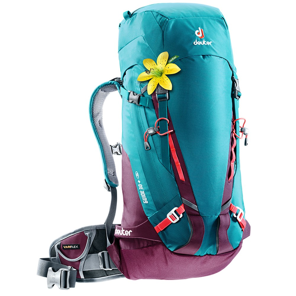 Deuter Guide 30+ SL Petrol/Blackberry