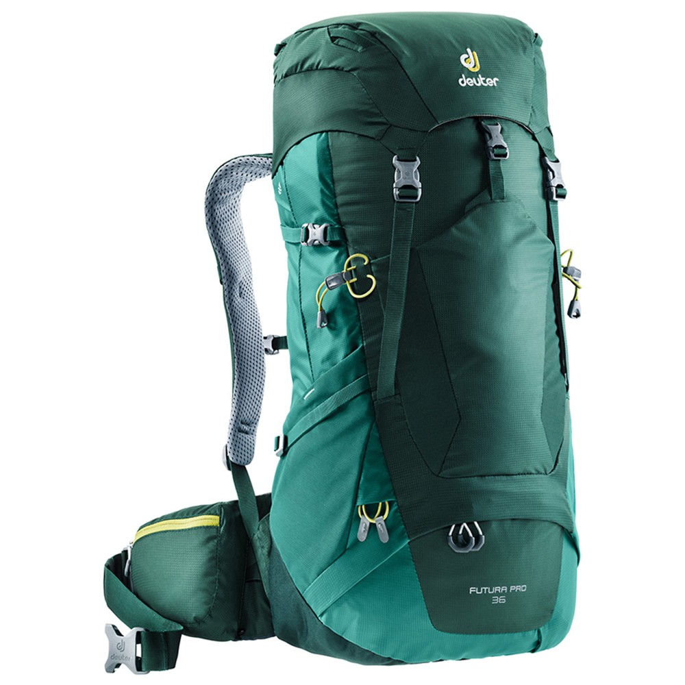 Deuter Futura PRO 36 Forest-Alpinegreen