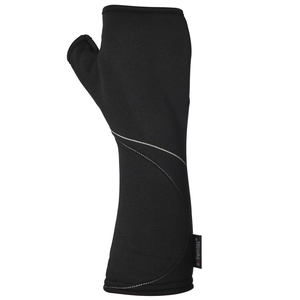 Extremities Power Liner Wrist Gaiter Black