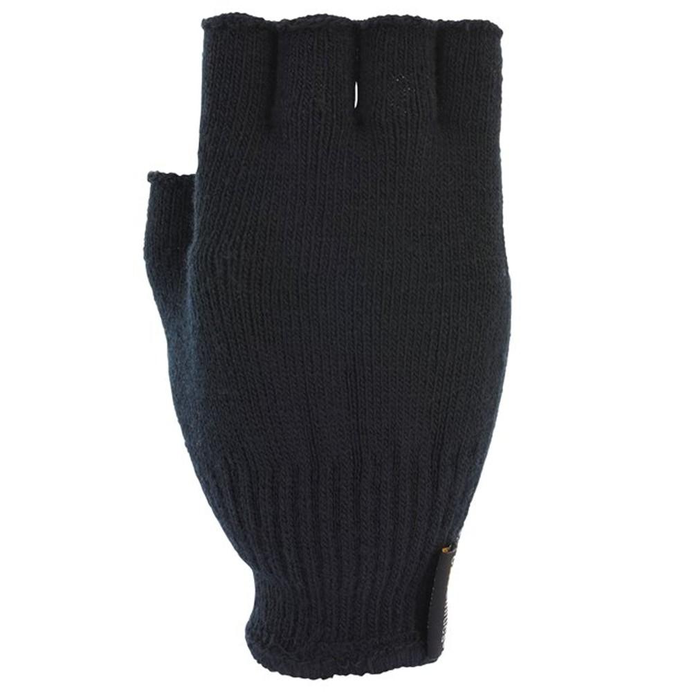 Extremities Fingerless Thinny Glove Black