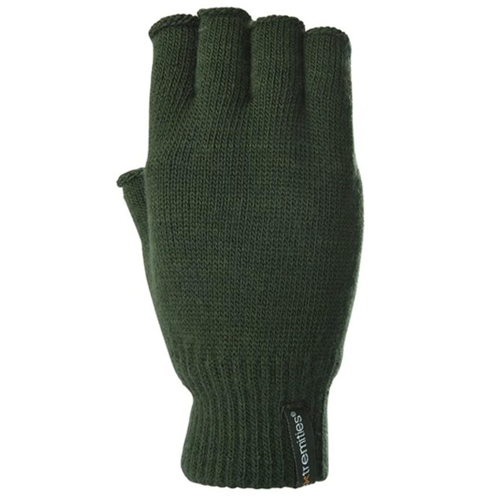 Extremities Fingerless Thinny Glove Khaki
