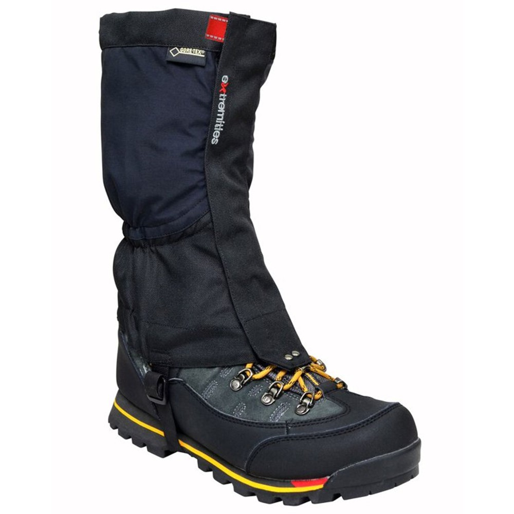 Extremities Tay Ankle Gaiter Black