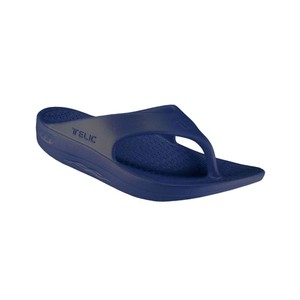 Telic Telic Flip Flop in Deep Blue