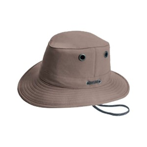Tilley Endurables LT5B Nylon Hat Breathable in Taupe