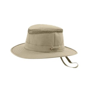Tilley Endurables LTM5 Airflo Hat Nylamtium in Khaki/Olive