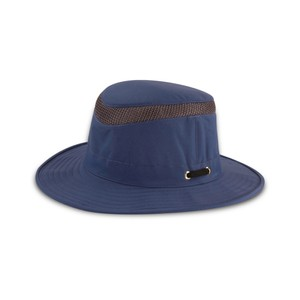 Tilley Endurables LTM5 Airflo Hat Nylamtium in Mid Blue