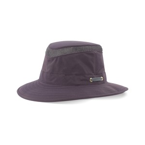 Tilley Endurables LTM5 Airflo Hat Nylamtium in Plum