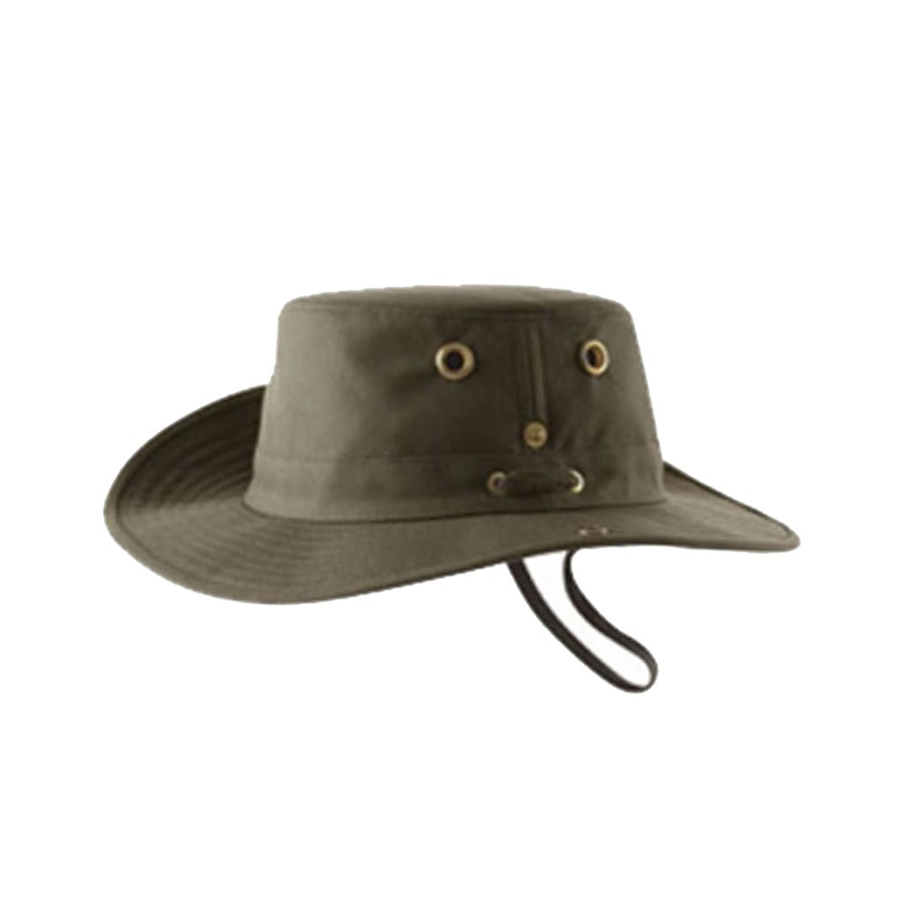 Tilley Endurables T3 Cotton Duck Hat Olive