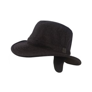 Tilley Endurables Tec Wool Hat in Black