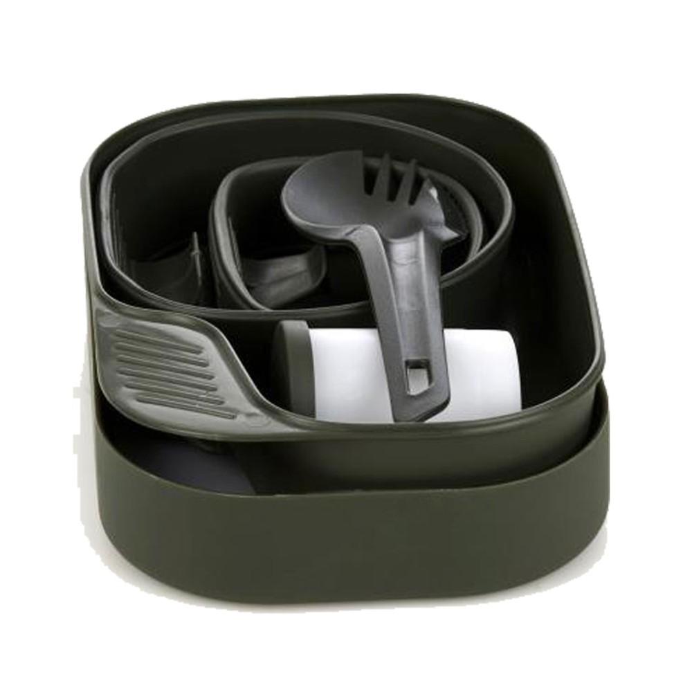 Wildo Camp-A-Box Complete Olive
