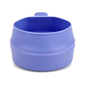 Wildo Fold-A-Cup in Blueberry