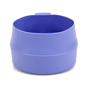 Wildo Fold-A-Cup Big in Blueberry
