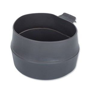 Wildo Fold-A-Cup Big in Dark Grey